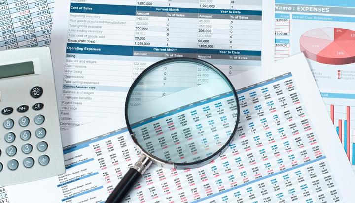 Фінансова звітність: головні терміни та принципи взаємодії